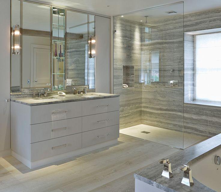 Vách kính phòng tắm kính cường lực Quận Bình Tân