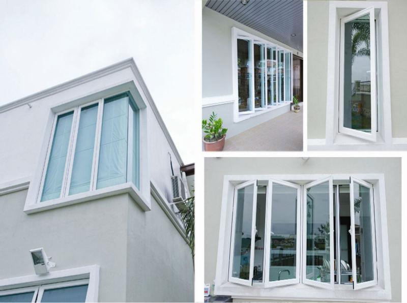 Cửa kính khung nhôm Quận Bình Tân