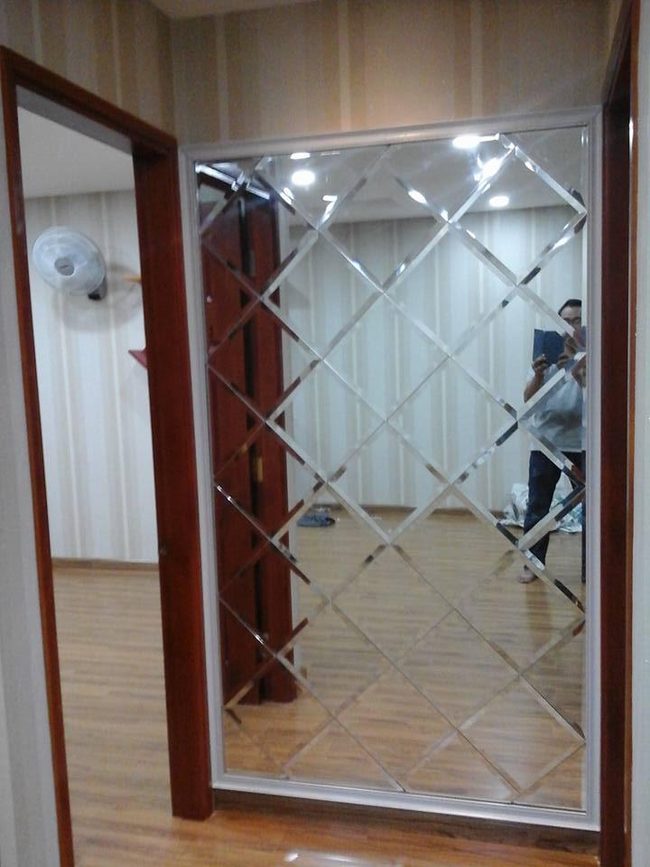 Gương ốp tường Quận Bình Tân