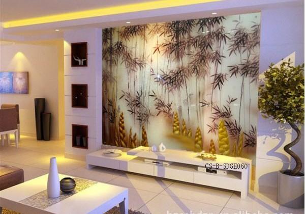 kính hoa văn trang trí Quận Bình Tân