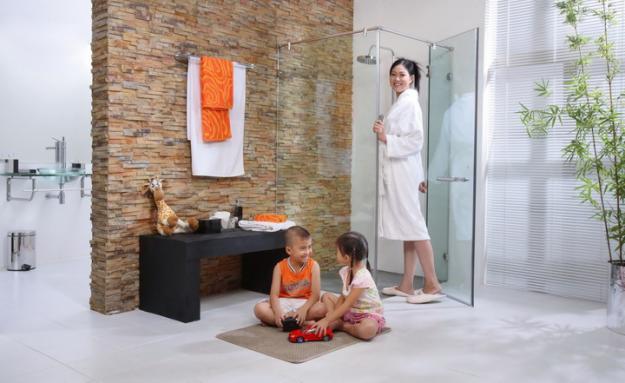 Phòng tắm kính MV - 03